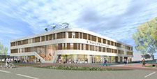 Scholencombinatie Delfland te Delft