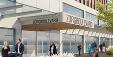 Zorgboulevard Zaans Medisch Centrum te Zaandam
